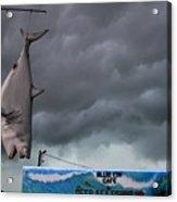 Tarpon Springs Thunderstorm Acrylic Print