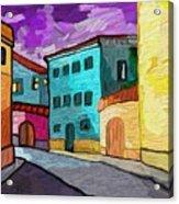 Tarraco Acrylic Print