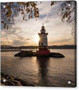 Tarrytown Lighthouse Acrylic Print