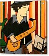 Taruira 1 - Marcelo Acrylic Print