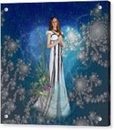 Tashia's Winter  Acrylic Print