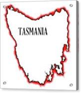 Tasmania Acrylic Print