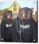 Tasmanian Gothic Acrylic Print