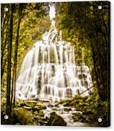 Tasmanian Waterfalls Acrylic Print