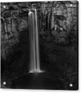 Taughannock Falls Late November Acrylic Print