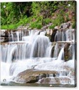Taughannock Falls Sp 0462 Acrylic Print