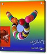 Taurus Acrylic Print