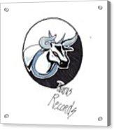 Taurus Logo Acrylic Print