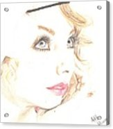 Taylor Swift Acrylic Print