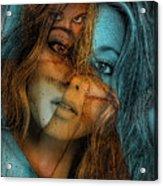 Taylor X2 Acrylic Print
