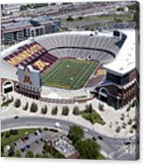 Tcf Bank Stadium Acrylic Print