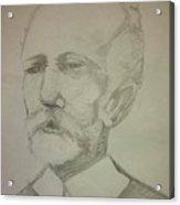Tchaikovsky Acrylic Print