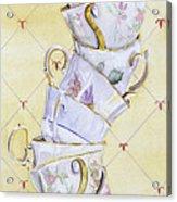 Tea - Ter Totter Acrylic Print