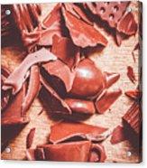 Tea Break  Acrylic Print