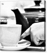Tea Cup Acrylic Print