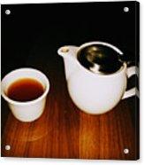 Tea-juana Acrylic Print