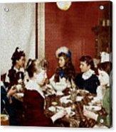 Boston Tea Party Acrylic Print