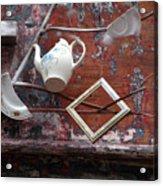 Tea Party Acrylic Print
