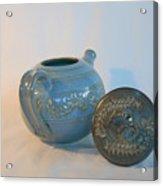 Tea Pot For Calming Acrylic Print
