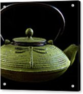 Tea Pot Acrylic Print