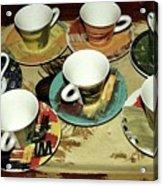Tea Time Acrylic Print