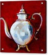 Teapot Acrylic Print