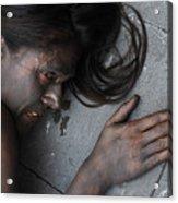 Tears For Bulls Acrylic Print