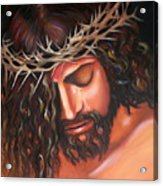 Tears From The Crown Of Thorns Acrylic Print