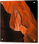 Tectonic Plates Acrylic Print by Mike  Dawson