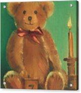 Ted E. Bear Acrylic Print