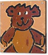 Teddy Acrylic Print