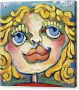 Teenie Weenie Acrylic Print