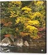 Tellico River  Acrylic Print