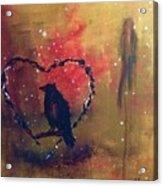 Telltale Heart Acrylic Print