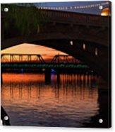 Tempe Bridges Acrylic Print