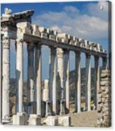 Temple Of Trajan View 3 Acrylic Print