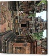 Temples Siem Reap Cambodia Worship  Acrylic Print