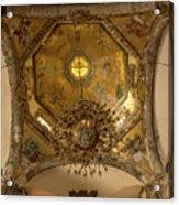 Templo Expiatorio A Cristo Rey - Mexico City II Acrylic Print