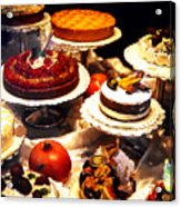 Tempting Treats...untitled Acrylic Print