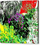 Ten Eleven Fifteen Acrylic Print by Eikoni Images