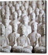 Ten Thousand Buddhas Acrylic Print