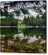 Tenaya Lake Acrylic Print