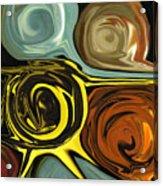 Tendrils Acrylic Print