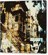 Tenementality Acrylic Print