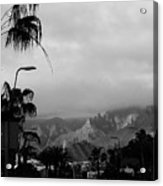 Tenerife Mountains Acrylic Print