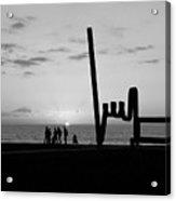 Tenerife / Playa De Las Americas Acrylic Print