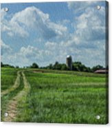 Tennessee Countryside Acrylic Print