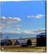 Tennessee Farm Acrylic Print