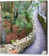 Tennessee Mountain Path Acrylic Print
