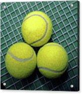 Tennis Anyone Acrylic Print